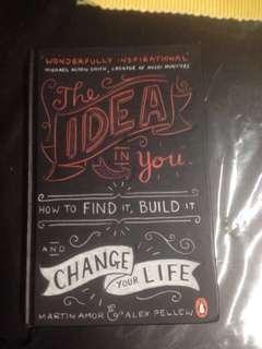 The Idea In You by Martin Amor & Alex Pellew