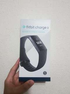 🚚 (Free registered mail!) Fitbit Charge 3 Fitness Activity Tracker, Black