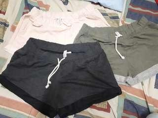 H&M shorts on SALE only until Jan. 31