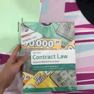 Contract Law ( a levels & law degree)