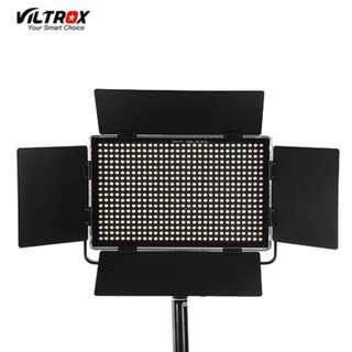 Video Lighting (VILTROX VX - 40T - FREE CARRY BAG)