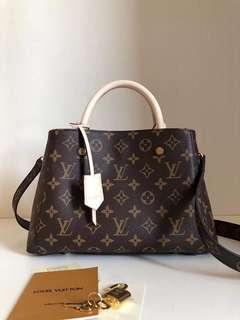 BN Louis Vuitton Montaigne Bag