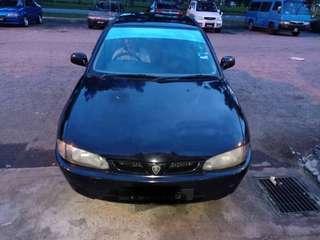 Proton wira 1.5 auto thn 2004