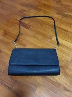 H&M clutch handbag