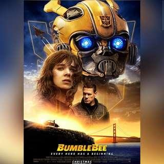 Bumblebee - Clear Copy