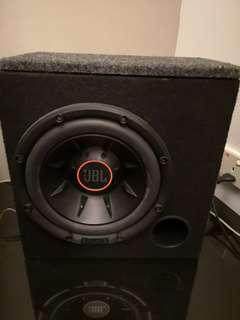 JBL 10' Subwoofer with Box