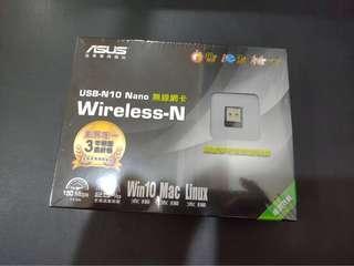 🚚 ASUS 華碩 USB-N10 NANO N150 USB 無線網路卡