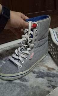 RARE ADIDAS Vintage Pair Double Layer Sneakers