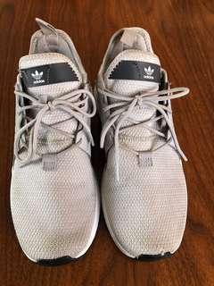Adidas originals white/grey sneakers