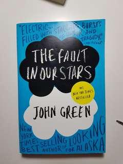 Import The Fault In Our Stars