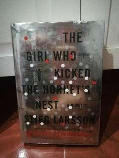 Stieg Larsson: The Girl Who Kicked The Hornest Nest