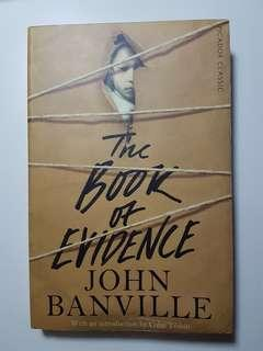 Import The Book of Evidence