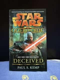 Star Wars The Old Republic: Deceived