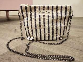 Lullaline Lace Sling Bag