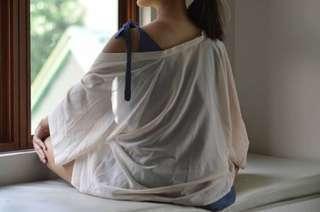Nude Kimono
