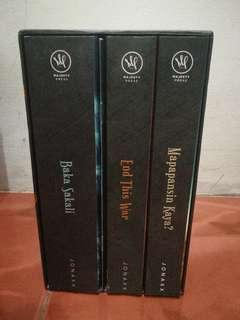 Available: Alegria Boys Series: Limited Edition Boxed Set