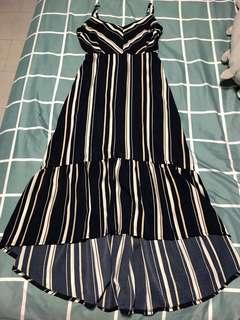 Miss Valley Striped Dress