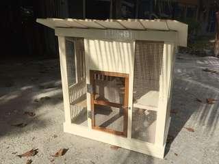 Cat Cage / Sangkar Kucing Kayu