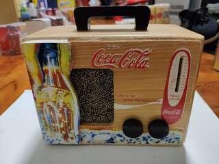 可樂復古收音機