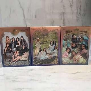 [WTS]Gfriend Time for Us Unsealed Album