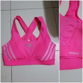 40bdd8bb35aca Adidas climacool sport bra. Used. Pink