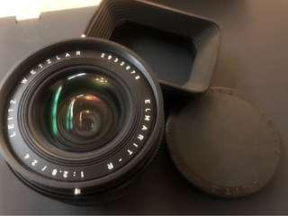 Leica R Elmarit 24/2.8