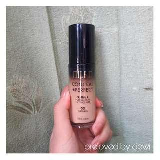 Milani Perfect Conceal 2in1 Foundation