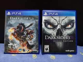 Darksiders Set for PS4
