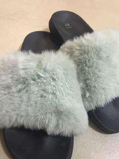Rubi Fur slippers
