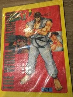 Street Fighter 2 - Ryu Jigsaw Puzzle (approx. A3 size)