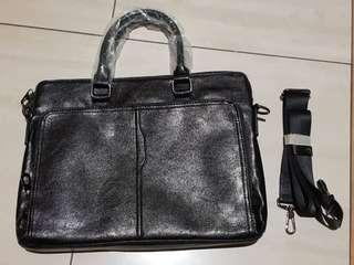 Brand new leather briefcase for 13 - 13.3 inch laptop/ MacBook