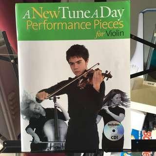 Violin Performance Pieces