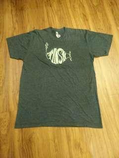 The 50/50 t-shirt American Apparel