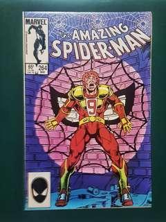 The Amazing Spider-Man #264