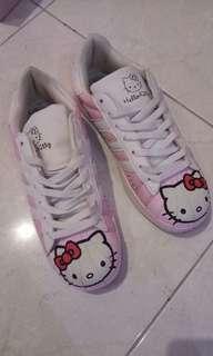 Sepatu Adidas Hello kitty