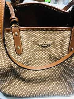 *Repriced* Coach Reversible Tote