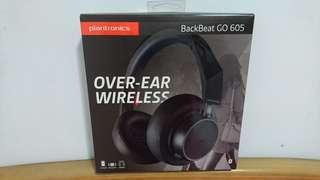 Back Beat GO605藍芽耳機