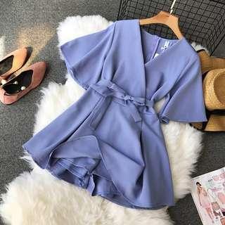 Jumpsuit Blue #CNY
