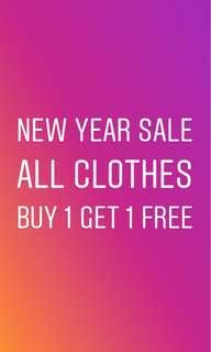 🎉🎊NEW YEAR SALE🎊🎉