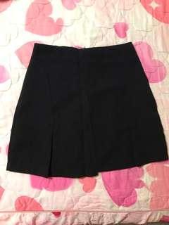 短裙包裙黑裙迷你裙韓版