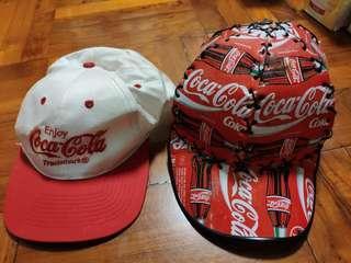 可樂Cap帽