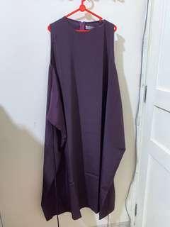 Long Dress - Dark Violet