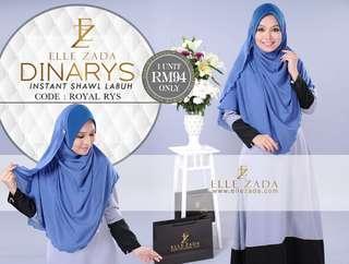 Preloved item-Trendy shawl by Elle zada
