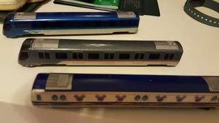 港鐵列車絕版模型