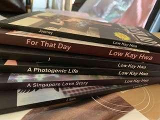 🚚 Low Kay Hwa books