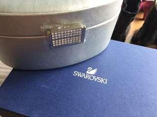 施華洛世奇swarovskl珠寶盒(全新品)