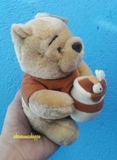 Brown POOH with Hunny