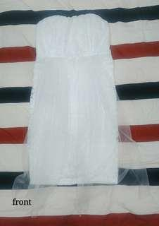 #MFEB20 Sexy bodycon lace dress