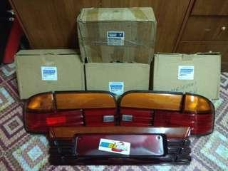 Tail lamp wira 93 ori bosch
