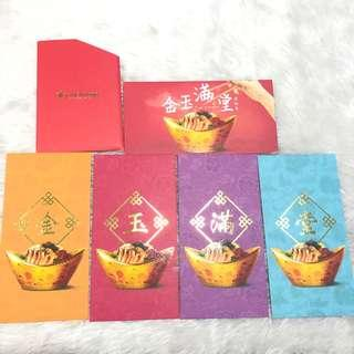 Red Packets - Cold Storage